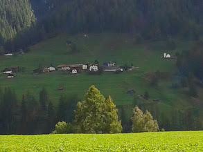 Photo: Jenisberg vom Dorf Wiesen gesehen