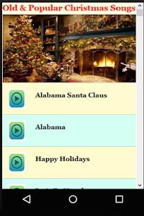 screenshot image - Popular Christmas Songs