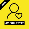 Get tiktok followers & Tiktok like 2k21 - TikBoost icon