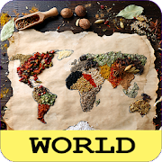 World recipes for free app offline with photo