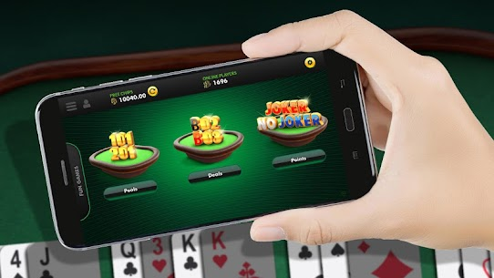 Indian Online Rummy Card Game App Free | Classic Rummy Apk  Download For Android 3