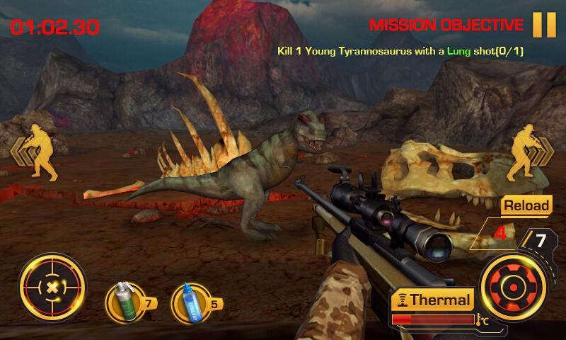 Wild Hunter 3D- screenshot