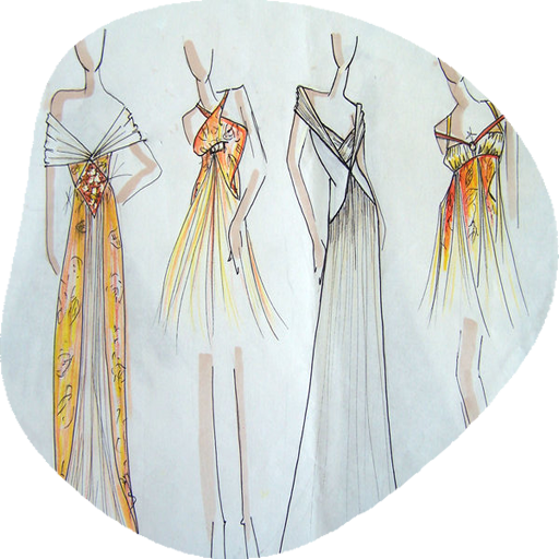 Sketch Fashion Design