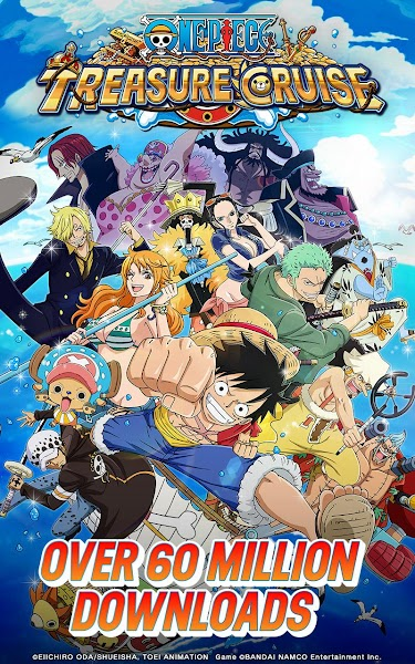 One Piece Treasure Cruise v7.0.0 [Mod]