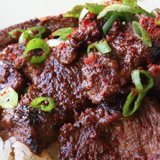 Bulgogi Beef (Korean-Style Barbecue)