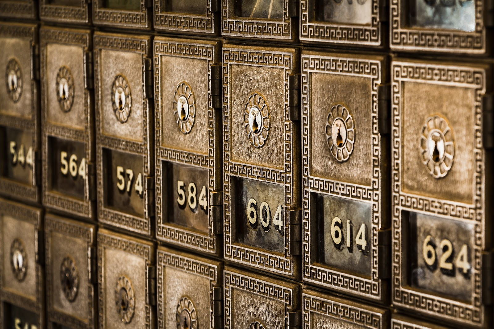 Home safes and bank deposit boxes keep more than just dirt and dust out