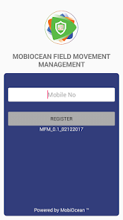 Mobiocean Field Movement Management - náhled
