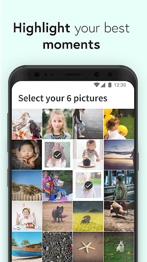 TRULEE – Mini photo books for Christmas app (apk) free download for Android/PC/Windows screenshot