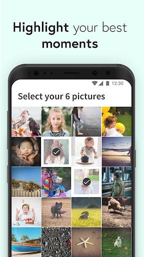 Aplikasi TRULEE – Mini photo books for Christmas (apk) download gratis untuk Android/PC/Windows screenshot