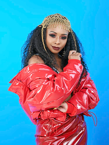 Boity Thulo says music has been one of her passions for years.