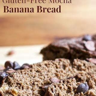 Gluten-Free Mocha Banana Bread.
