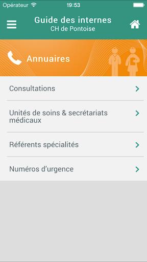 Guide des internes screenshot 3