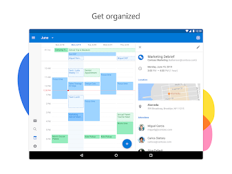 Microsoft Outlook APK screenshot thumbnail 11
