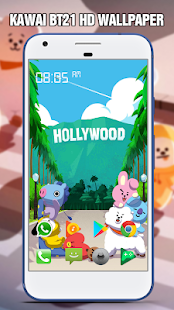 Cute Bt21 Wallpapers For Pc Windows 7 8 10 And Mac Apk 1 0 Free Personalization Apps For Android