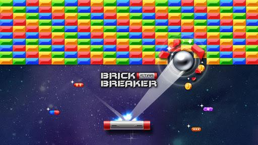 Brick Breaker Star: Space King apktram screenshots 1