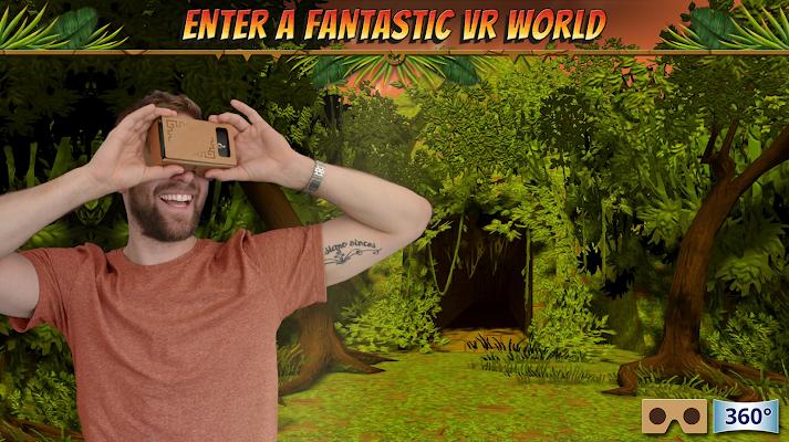 Templo escondido - VR Adventure - tela capturada