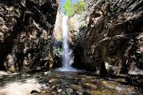 Самый высокий водопад Кипра