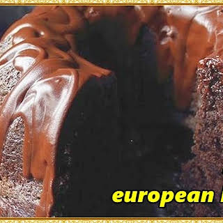 Russian Chocolate Desserts Recipes.