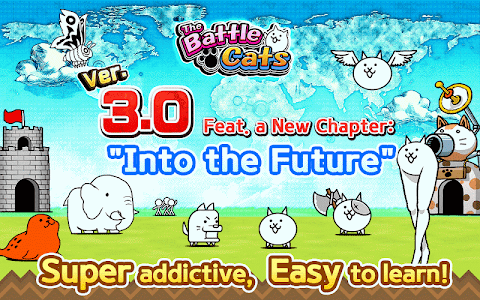 The Battle Cats v3.1.0