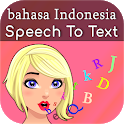 Indonesian Speech To Text icon