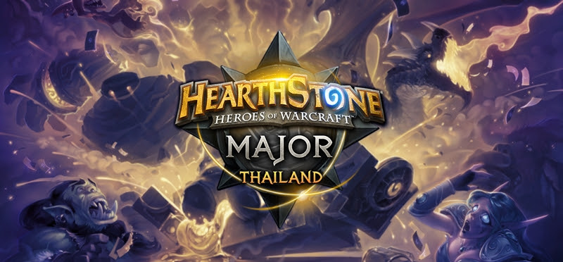 [Hearthstone] การแข่งขันระดับ Major พร้อมระเบิดขึ้นแล้ว!