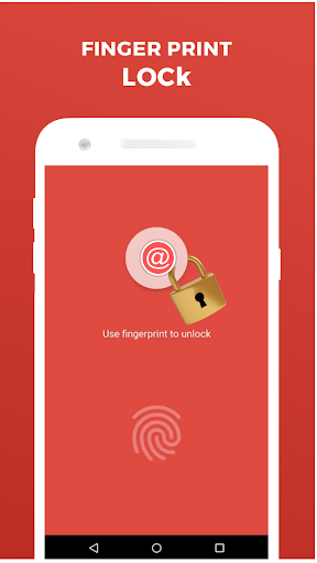 Fingerprint App Lock 55 screenshots 1