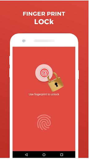 Fingerprint App Lock screenshot 1