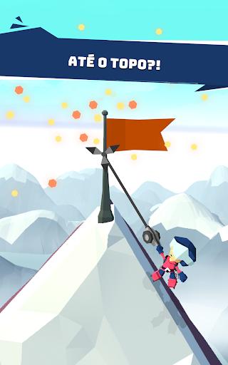 Hang Line: Mountain Climber screenshot 9
