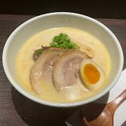 White Sesame Shio Ramen