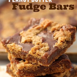 Peanut Butter Fudge Bar