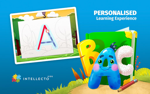IK: preschool learning & educational kindergarten filehippodl screenshot 9