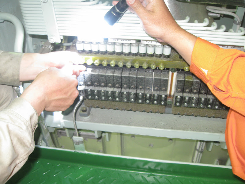 Photo: cyl oil pump
