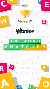 Wordox The Word Snatcher- screenshot thumbnail