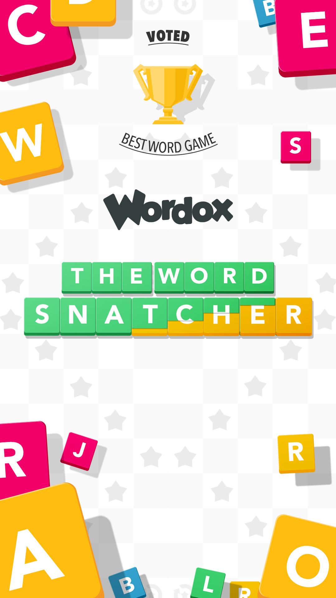 Wordox The Word Snatcher screenshot #6