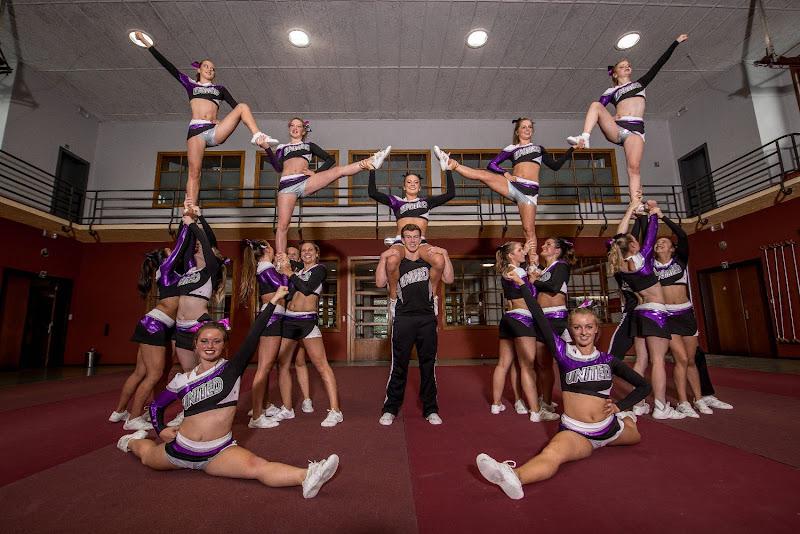 Cheerleading (+6 jaar)