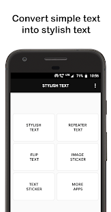 App Stylish Text APK for Windows Phone