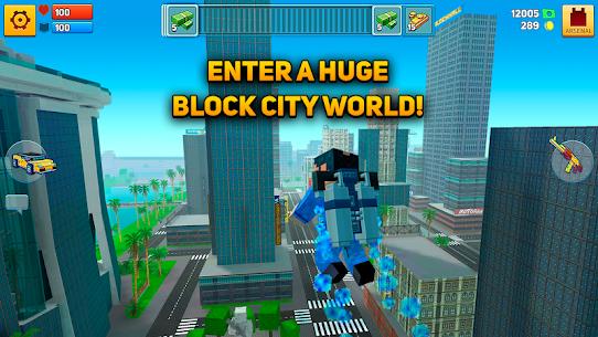 Block City Wars Apk Mod Dinheiro Infinito 10