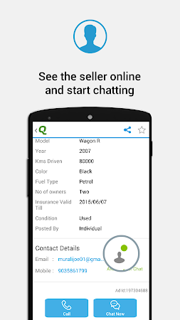 Quikr Free Local Classifieds 8.31 screenshot 189980