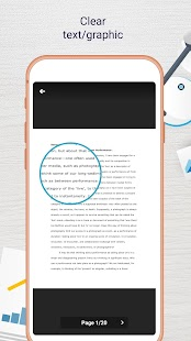 Easy Scanner - Camera to PDF Screenshot