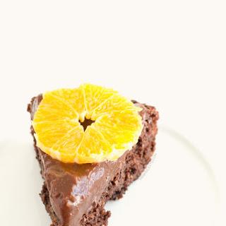 Chocolate Orange Cake (Vegan & GF).
