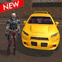 The Last Gangster On Earth Mafia Crime Simulator icon