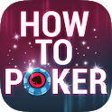 How to Play Poker - Learn Texas Holdem Offline icon