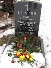 Photo: 100. Geburtstag von Paul Leister