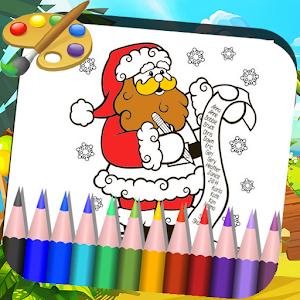 Tải Coloring Christmas 2018 APK