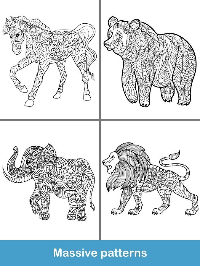 2018 for Animals Coloring Books - Android Apps on Google Play