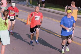 Photo: 398  Bob Keller, 1299  Jeremiah Campbell, 1023  H Matthew Fuqua