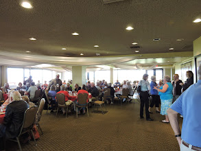 Photo: Tanoan Country Club luncheon