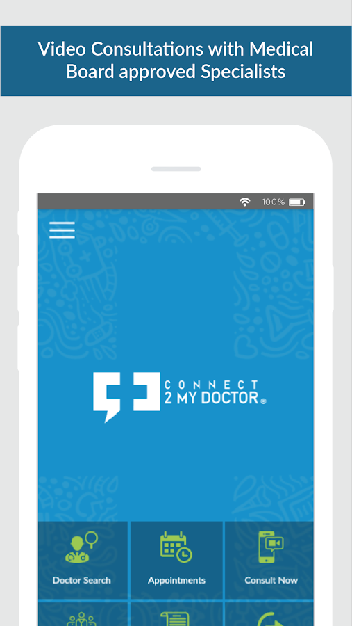 Connect2MyDoctor- screenshot