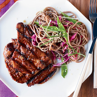 Spicy Korean Grilled Pork.