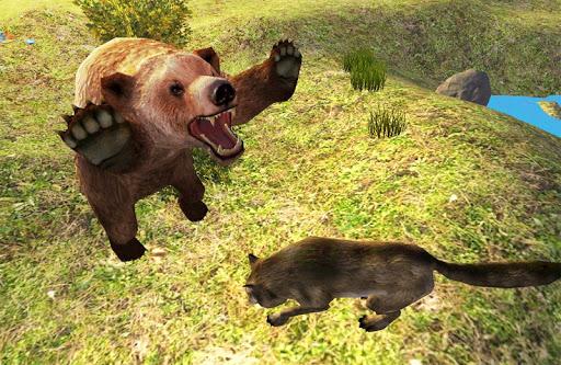 熊橫衝直撞